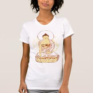 Las camisetas sin mangas de las mujeres de Buda