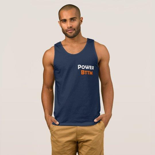 Las camisetas sin mangas inferiores de los hombres