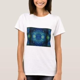 Las caras de Van Gogh de dios Camiseta