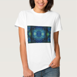 Las caras de Van Gogh de dios Camisetas