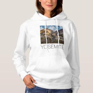 Las cataratas de Yosemite escénicas, California Sudadera
