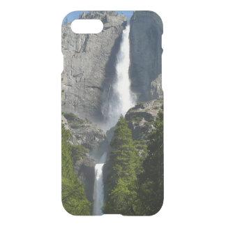 Las cataratas de Yosemite II del parque nacional Funda Para iPhone 7