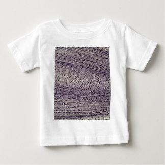 Las células de una haba arraigan (Faba de la Camiseta De Bebé
