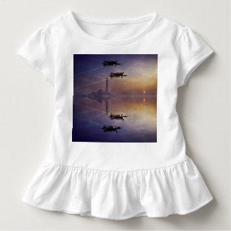 Las cuchillas camiseta de bebé