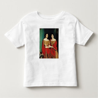 Las dos hermanas, o Mesdemoiselles Chasseriau Camisas