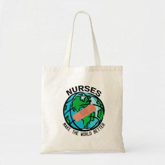 Las enfermeras hacen el mundo un mejor bolso