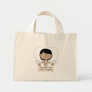 Las enfermeras son ángeles reales - tote 1 bolsa