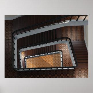 Las escaleras de Karen Impresiones