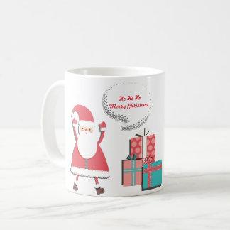 Las Felices Navidad de Santa Taza De Café
