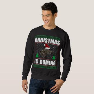 las Felices Navidad son camiseta que viene