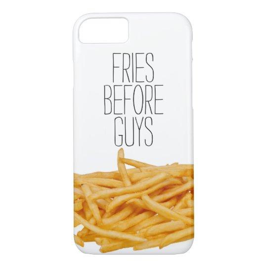 Las fritadas divertidas antes del inconformista de funda iPhone 7