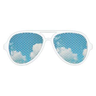 Las gafas de sol del límite del cielo