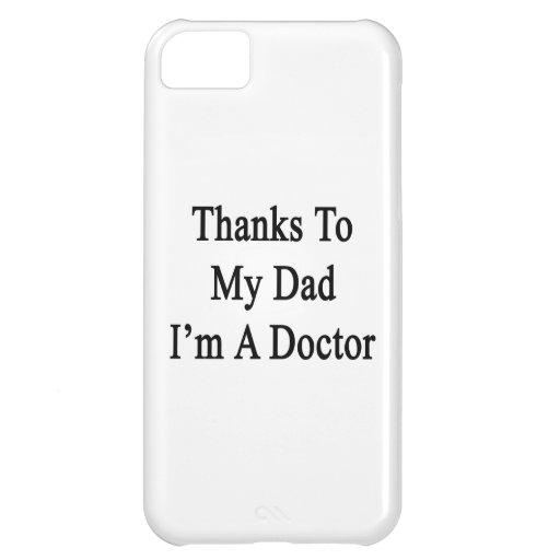 Las gracias a mi papá soy doctor