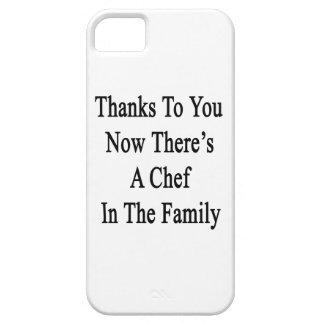 Las gracias a usted ahora allí son cocinero en la iPhone 5 protector