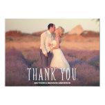 Las gracias más lindas el | que se casa le invitaciones personalizada
