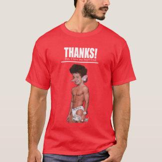 las gracias pero yo amamos a mi novio camiseta
