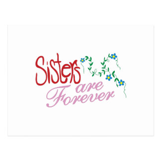 Las hermanas son Forever Postal