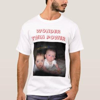 Las imágenes del bebé 8,06 034, se preguntan poder camiseta