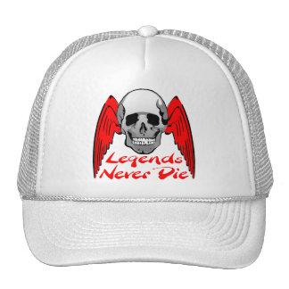 Las leyendas nunca mueren gorra
