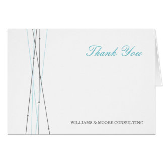 Las líneas y el negocio de los puntos le agradecen tarjeta pequeña