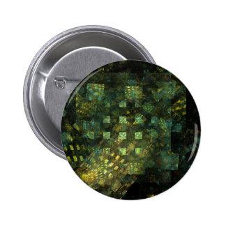 Las luces en el arte abstracto de la ciudad aboton chapa redonda 5 cm