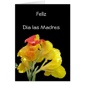 Las Madres del diámetro de Feliz Tarjeta De Felicitación