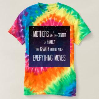 Las madres son gravedad camisetas
