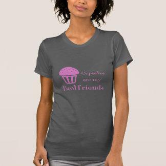 Las magdalenas son mis bestfriends camiseta