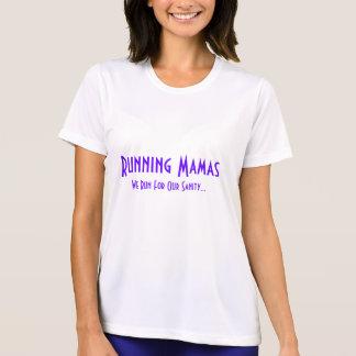 Las mamáes corrientes, corremos para nuestra camiseta