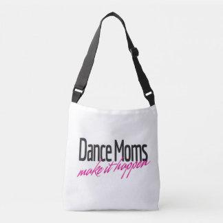 Las mamáes de la danza hacen que sucede bolso de bolsa cruzada