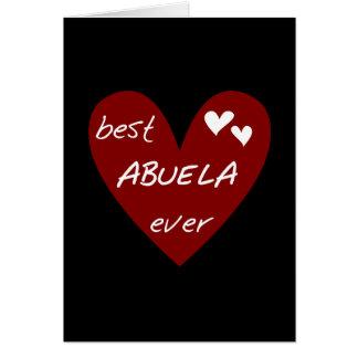 Las mejores camisetas y regalos de Abuela del cora Felicitaciones