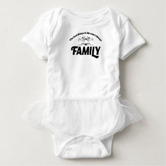 las mejores cosas de la vida son familia body para bebé