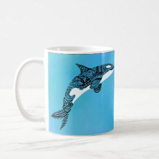 Las mejores tazas del animal de mar