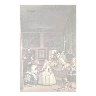 Las Meninas (autorretrato con la familia real) Papeleria De Diseño