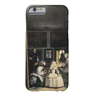 Las Meninas por Velasquez Funda De iPhone 6 Barely There