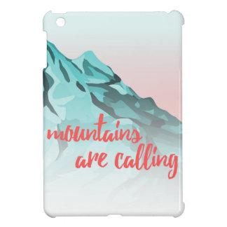 Las montañas están llamando diseño de la
