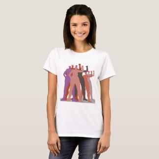 Las mujeres de Pussyhat se unen Camiseta