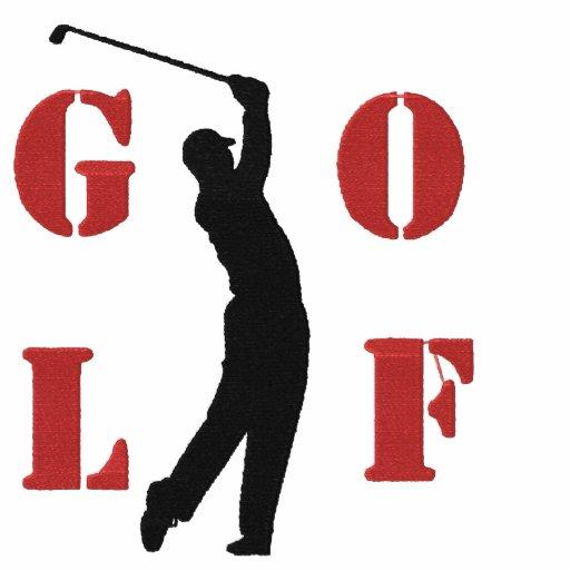 Las mujeres del golf bordaron la camiseta