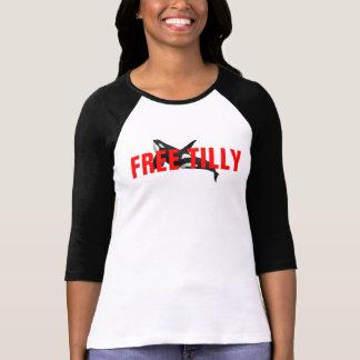Las mujeres liberan el jersey de Tilly