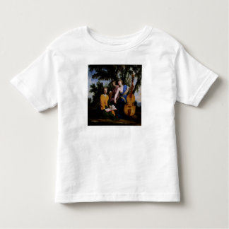 Las musas Melpomene, Erato y Polymnia, 1652-55 Camiseta