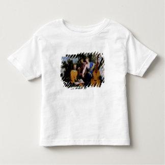 Las musas Melpomene, Erato y Polymnia, 1652-55 Camiseta De Bebé