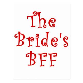 Las novias BFF Postal