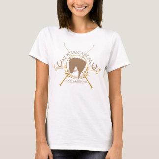 Las nuevas vocaciones - adopte un caballo de camiseta