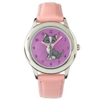 Las nueve vidas reloj de pulsera
