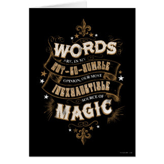 Tarjetas de felicitación de Harry Potter en Zazzle