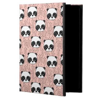 Las pandas - panda - minúsculas palidecen - el