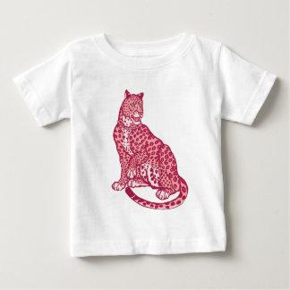 Las panteras rosadas camiseta de bebé