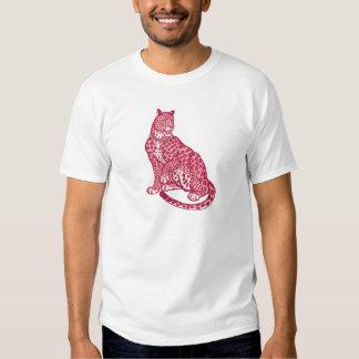 Las panteras rosadas camisetas
