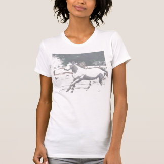Las plumas del explorador camisetas