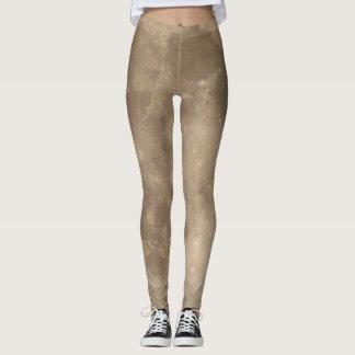 Las polainas de la luna refrescan los pantalones